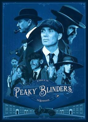 "16236  Hot Movie TV Shows - Peaky Blinders 12 14""x19"" Poster"