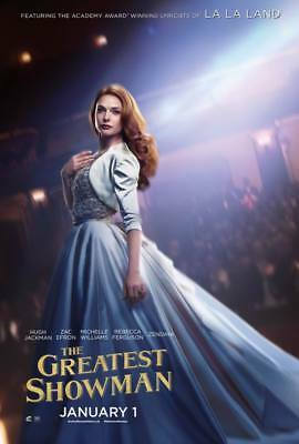 """16686  Hot Movie TV Shows - The Greatest Showman 2017 4 14""""x20"""" Poster"""