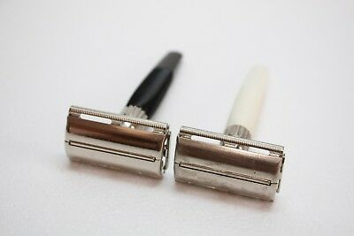 2 X Gillette Vintage Safety Razor