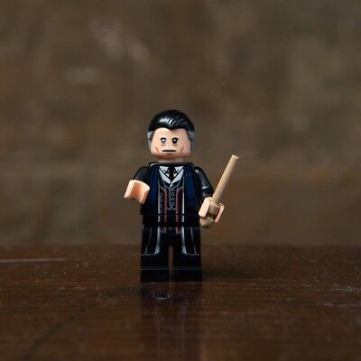 ✅Lego® 71022 Percival Graves Harry Potter NEW opened Minifigure Rare 1in60!!!