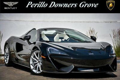 570 Spider  With Navigation 2018 McLaren 570S for sale!
