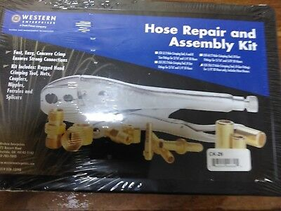 Western Hose Repair and Assembly Kit CK-26