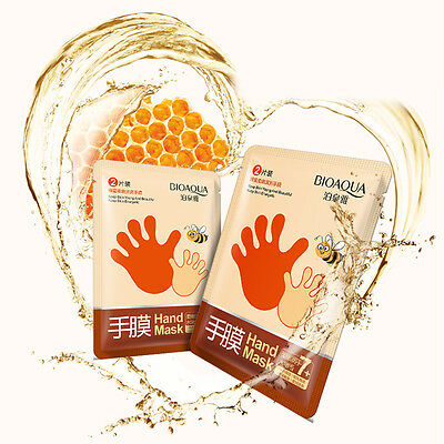 Honey Hand & Nail Care Cream Moisturizing Hand Mask for Skin Care Hot