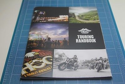 Collectible HOG 2017 Touring Handbook North America Harley Owners Group (02)