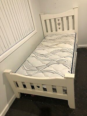 Used Single Bed with Mattress PICKUP ONLY 2097