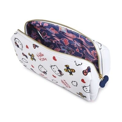 Singapore Airlines Hello Kitty Cosmetic Bag