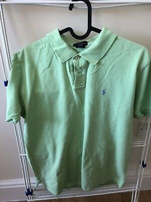 Boys Ralph Loren Polo Shirt