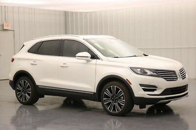 Lincoln MKC BLACK LABEL CENTER STAGE THEME 2.3 TURBOCHARGED MSRP $54290 VENTIAN LEATHER SEATING ALCANTARA HEADLINER PANORAMIC VISTA ROOF