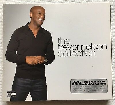 The Trevor Nelson Collection 2 Cd Only Tlc Michael Jackso Rihanna Usher Cameo