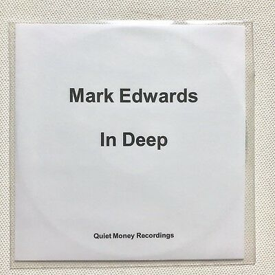 Marc Edwards - In Deep Promo Cd Album Marc Bolan