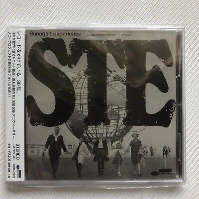 Sunaga T Experience - Ste Sealed Cd Album