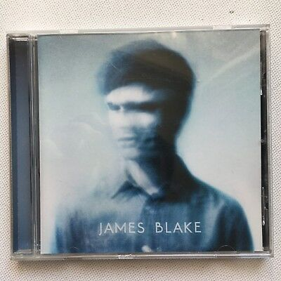 James Blake - James Blake Cd Album
