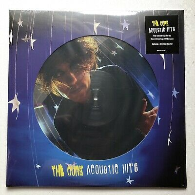 The Cure - Acoustic Hits 2 X Lp Sealed Vinyl Rsd Record Store Day