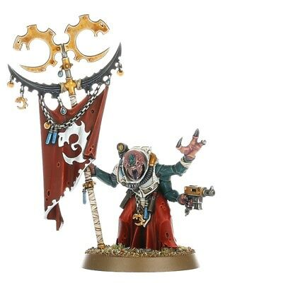 1 Genestealer Cults Acolyte Iconward - Warhammer 40k - Tooth and Claw Box