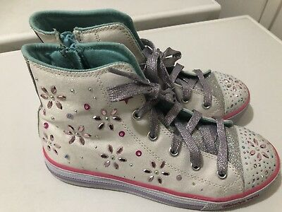 Skechers Twinkle Toes Limited Edition Girls US 3.5 Eur 35.5