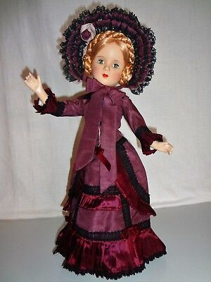 "18"" Vintage Madame Alexander Composition Margaret Doll"