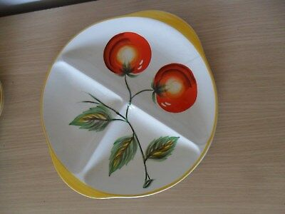 Large Radford Tomato Design Serving Platter/plate