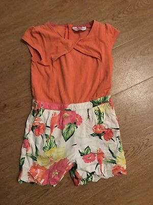 Ted Baker Playsuit Age 5-6 Years