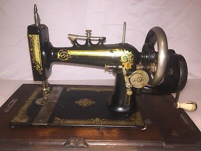1916 New Home Companion Sewing Machine