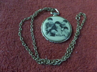1960's The Beatles  Nems Ent Ltd Necklace Pendant