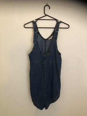 The Bare Road denim overalls size S current season sold out