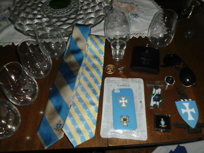 Sigma Chi Fraternity, Gift Basket, Several Items for Sigs