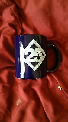 Yale Ivy League 25 Championship 1974 1999 Womans Coffee Cup
