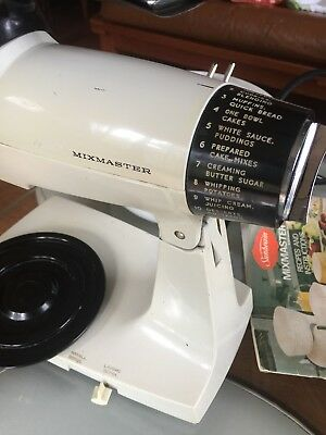 Retro Sunbeam Mixer GUC