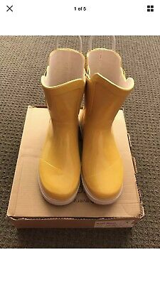 Toms Rain Gumboots Youth size 3