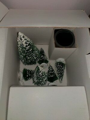Dept 56 Dickens Village Series Start A Tradition Set of 13 1995