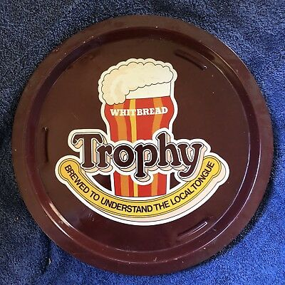 Whitbread Trophy Beer Tray