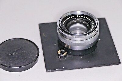 Schneider 150mm f5.6 Componon Enlarger Lens EXCELLENT with Beseler Lens Board