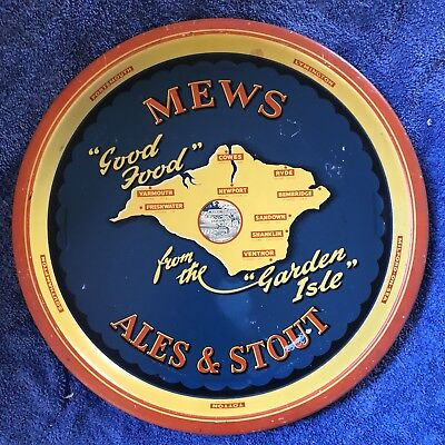 Mews Ales & Stout Beer Tray