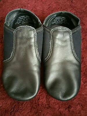 Capezio Jazz Shoes - black - Kids Size 10.5M