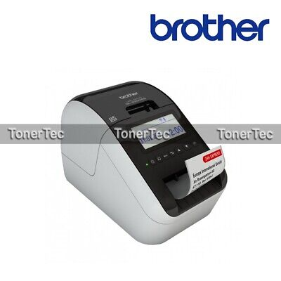 Brother QL-820NWB Professional Wireless Bluetooth Label Printer+Mobile Print NEW