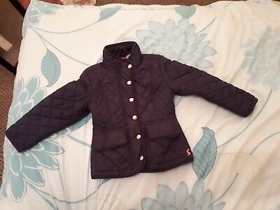 Joules Age 3 Girls Coat/ Jacket