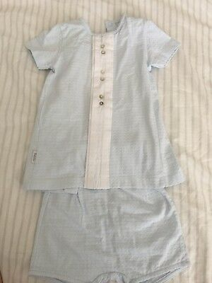 babidu baby boy Outfit Size 18 Months Small Sizing Immaculate
