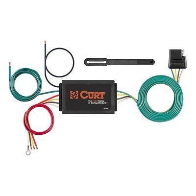 CURT 56187 Powered 3-To-2-Wire Taillight Converter