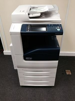 Xerox Workcentre 7220 All-In-One Colour Office Network Printer Copier Scanner