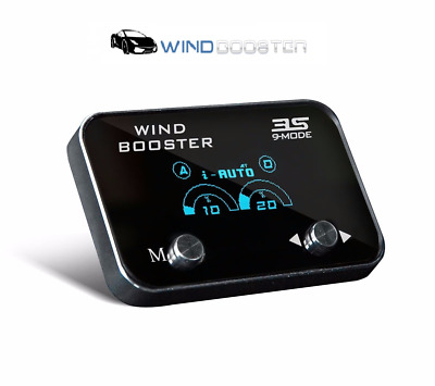 Windbooster 9-MODE 3s Throttle Controller Ultrathin for VW Lupo