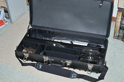Lowel Omni Uni Stand Lowel Case Spare Bulbs Great Kit ***MINT*** Condition