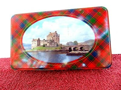 ARNOTT'S  SCOTTISH  STYLE  SHORTBREAD  400g BISCUIT TIN