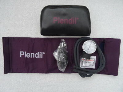 Aneroid Sphygmomanometer Upper Arm Blood Pressure Monitor. Adult Cuff. Vinyl Bag