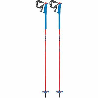 Leki Red Bird Carbon Alpinstock Skistöcke NEU