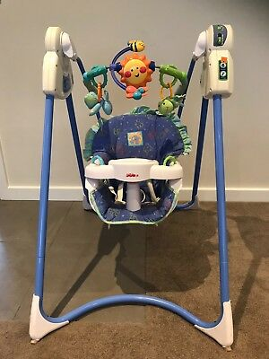 Fisher Price Magical Mobile Swing Baby Swing