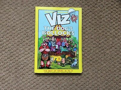 Another Hard One Viz annual The Dog's Bollocks issues 26 to 31