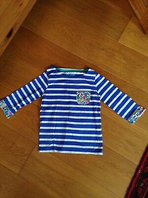 Mini Boden Top Age 7-8 Years