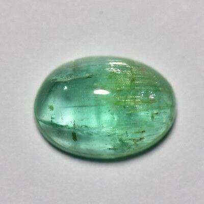 Emerald .69ct oval shape natural Emerald