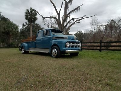 1951 Ford Other Pickups  1951 Ford Extended Cab Hauler. 460/auto.