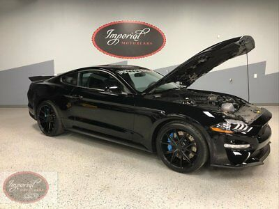 2018 Ford Mustang GT Fastback 2018 PETTY' S GARAGE BOOTLEGGER EDITION MUSTANG BUILD #1 OF 43